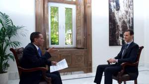 Telesur Interviews Assad