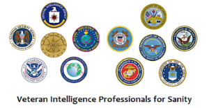 Veterans Intelligence Professionals for Sanity