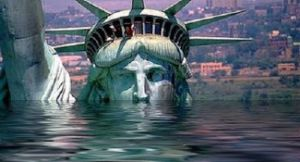 Liberty Drowned